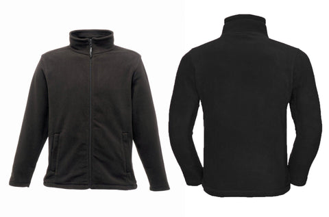 Full-zip microfleece RG138