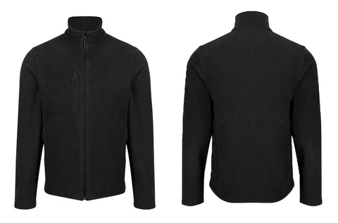 Honestly Made recycled full-zip fleece RG352