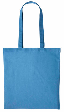 Cotton tote shopper long handle RL100