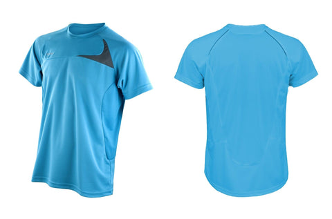 Spiro dash training shirt S182M