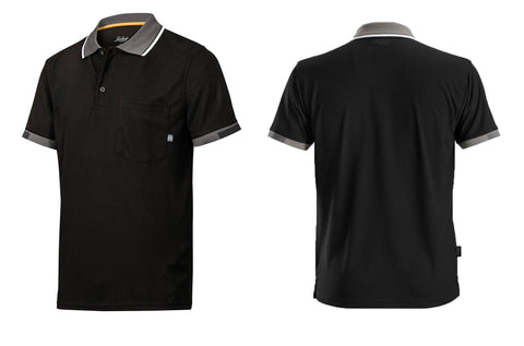 AllroundWork 37.5® Tech short sleeve polo shirt (2724) SI076