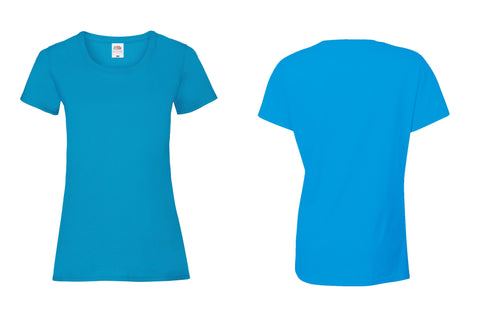 Women's valueweight T SS050
