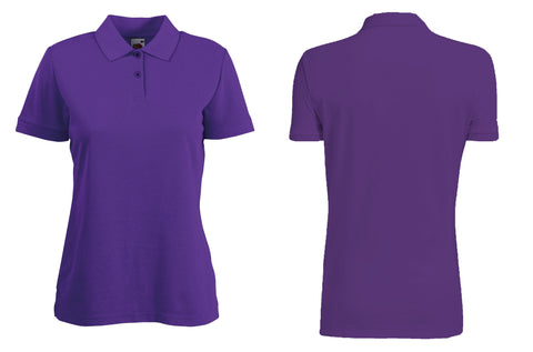 Polycotton 65/35 Ladies Polo Shirt SS212