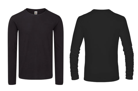 Iconic 150 classic long sleeve T SS433