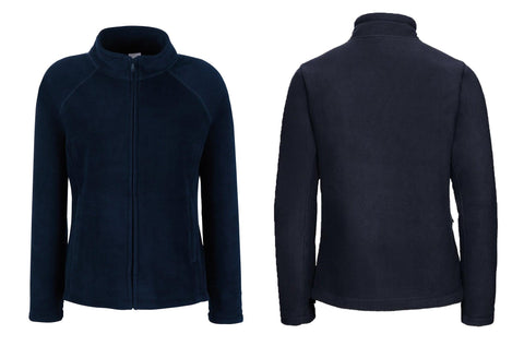 Women's full-zip fleece SS557