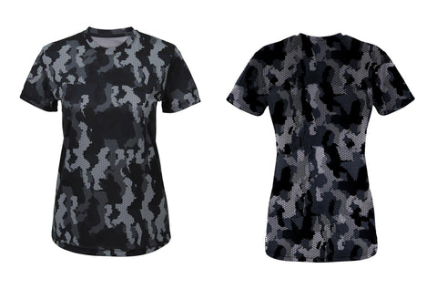 Women's TriDri® Hexoflage® performance t-shirt TR025