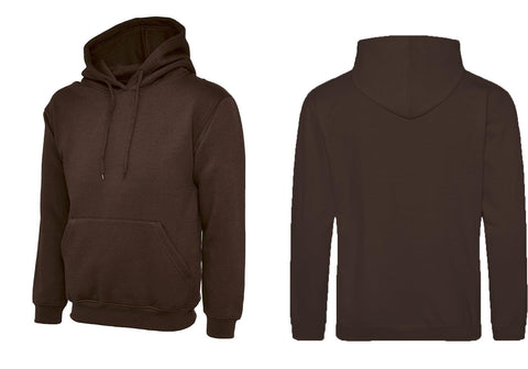 Classic Hooded Sweatshirt colours UC502