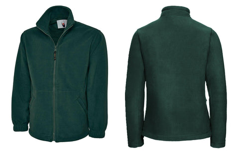 Classic Full Zip Micro Fleece Jacket UC604
