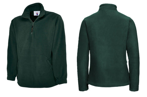 Premium 1/4 Zip Micro Fleece Jacket UC602