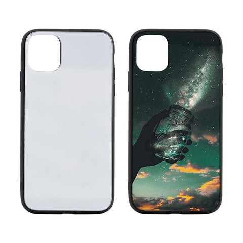 Premium Glass iPhone Case