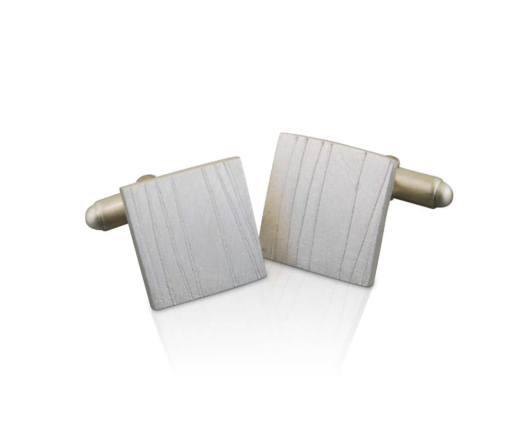 Nina Ellis - Birch Forest - cufflinks