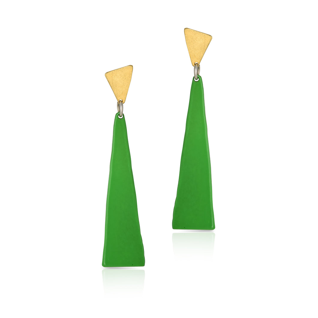 Alice Potter - Glam 2000 Triangle – Green