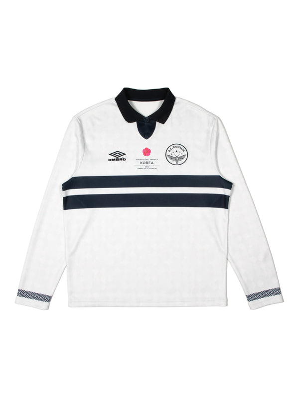 UMBRO AWAY JERSEY L/S 2020 BECAME A BIRD