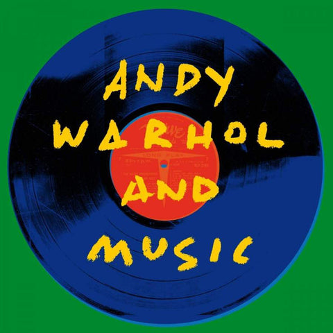 Various Artists - Andy Warhol and Music (2xLP Compilation)