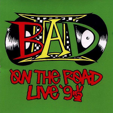 Big Audio Dynamite II - On The Road Live '92 EP (Vinyl)
