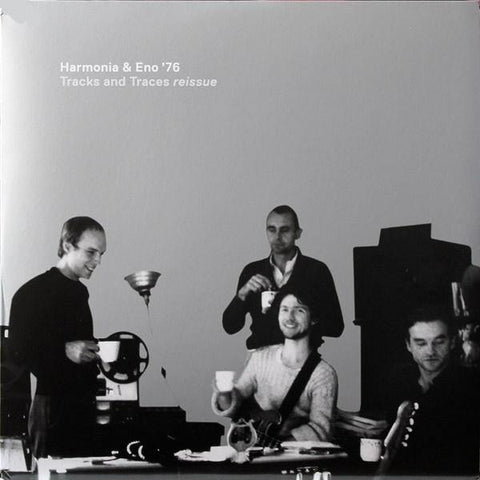 Harmonia & Eno '76 - Tracks And Traces Reissue (2xLP Vinyl)