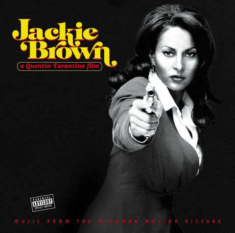Various Artists - Jackie Brown Original Motion Soundtrack (Vinyl)