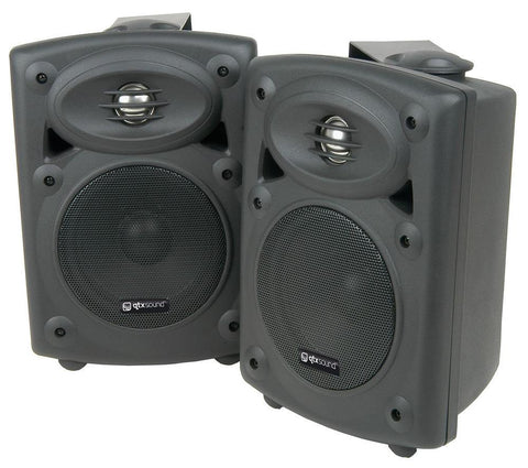 Amplified Speaker Set