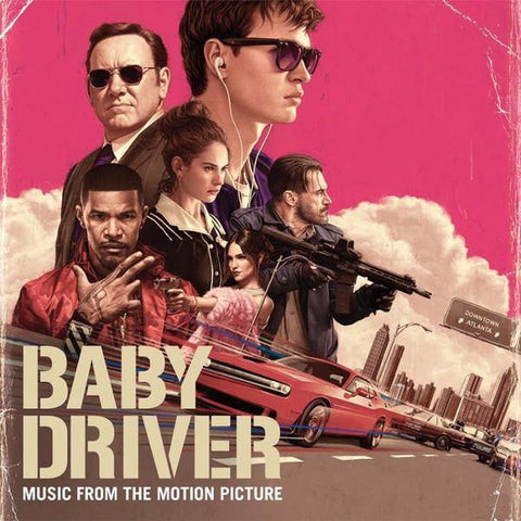 Various Artists - Baby Driver (Music From The Motion Picture) (2xLP Vinyl)