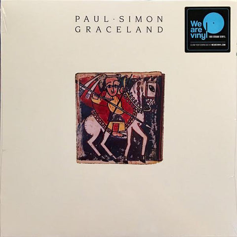 Paul Simon - Graceland (Vinyl)