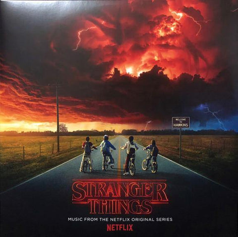 Various Artists - Stranger Things: Music From The Netflix Original Series (2xLP Vinyl)