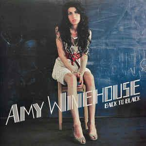 Amy Winehouse  -  Back To Black (Vinyl)