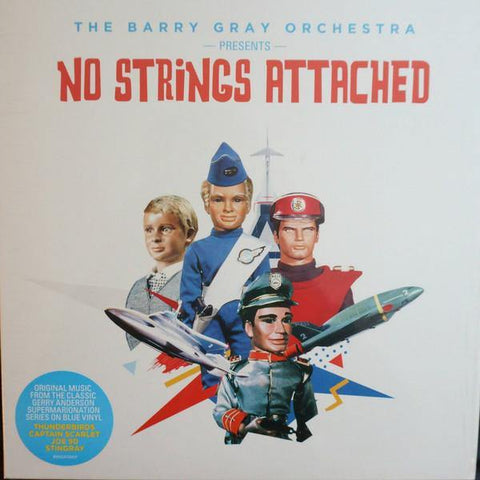 "The Barry Gray Orchestra - No Strings Attached (10"" Vinyl)"