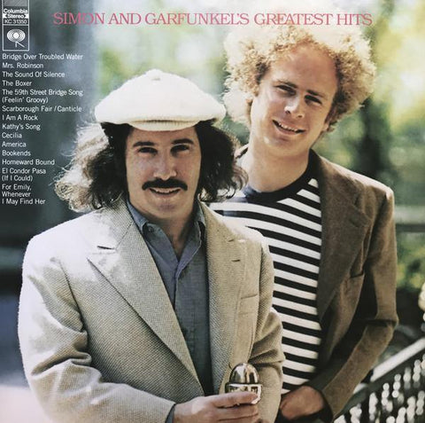 Simon And Garfunkel - Simon And Garfunkel's Greatest Hits (Vinyl)