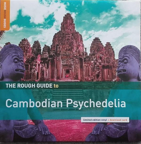 Various Artists - The Rough Guide To Cambodian Psychedelia (Vinyl)