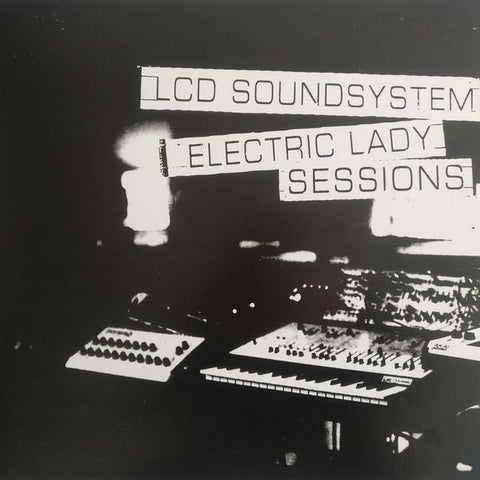 LCD Soundsystem - Electric Lady Sessions (2xLP Vinyl)