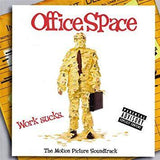 Various Artists - Office Space Soundtrack (Red Vinyl)