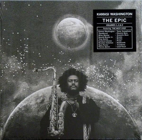 Kamasi Washington - The Epic (Vinyl 3xLP)