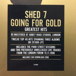Shed 7  - Going For Gold (Vinyl 2xLP)