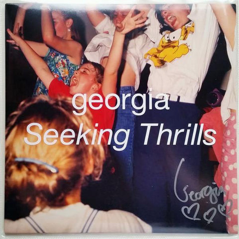 Georgia - Seeking Thrills (Vinyl)