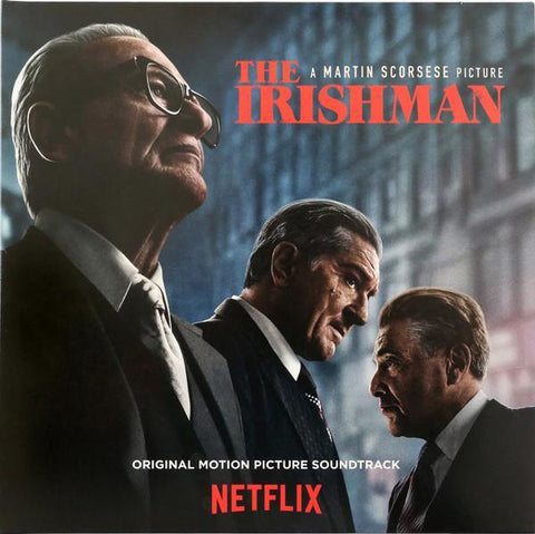 Various Artists - The Irishman Soundtrack (2xLP Vinyl)