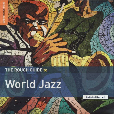 Various Artists - The Rough Guide To World Jazz (Vinyl)