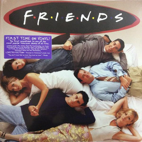 Various Artists - Friends Soundtrack (2xLP Vinyl)