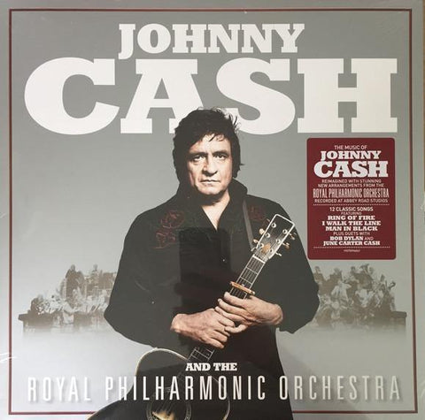 Johnny Cash - And The Royal Philharmonic Orchestra (Vinyl)