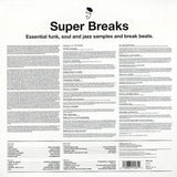 Various Artists -  Super Breaks: Essential Funk, Soul And Jazz Samples And Break Beats (2xLP Vinyl)