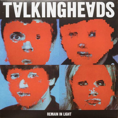 Talking Heads - Remain In Light (Vinyl)