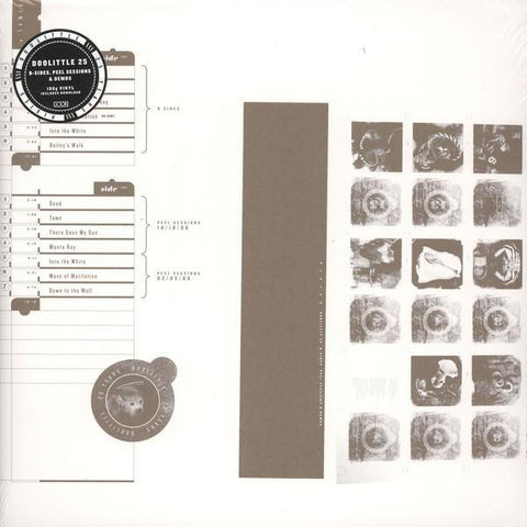 Pixies - Doolittle 25 - B-Sides, Peel Sessions & Demos (3xLP Vinyl)