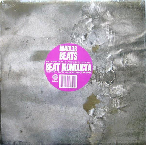Madlib  -  Beat Konducta Vol. 2 - Movie Scenes, The Sequel (Vinyl)