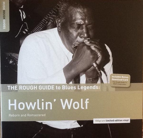 The Rough Guide To - Howlin' Wolf (Vinyl)