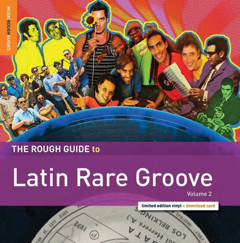 Various Artists - The Rough Guide To Latin Rare Groove (Vinyl)