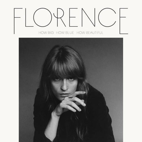 Florence & The Machine - How Big, How Blue, How Beautiful (2xLP Vinyl)