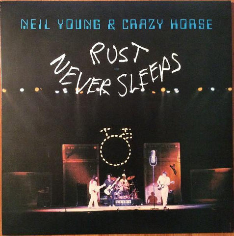 Neil Young & Crazy Horse - Rust Never Sleeps (Vinyl)