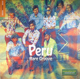 Various Artists - Peru Rare Groove (Vinyl)