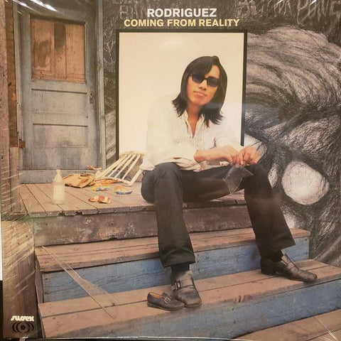 Rodriguez - Coming From Reality (Vinyl)