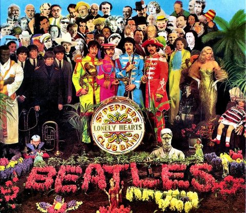 The Beatles - Sgt. Peppers Lonely Hearts Club Band (Vinyl)