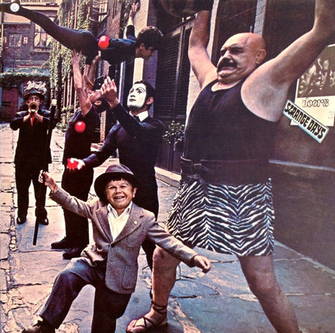 The Doors - Strange Days (Vinyl)